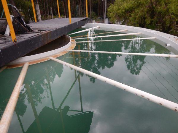 clafiricacion de agua de uso industrial